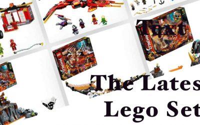 The latest Lego sets on brickimagination