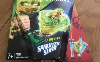 Spinjitzu slam Lloyd