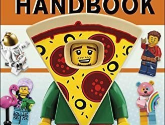 Minifigures book out sep 20