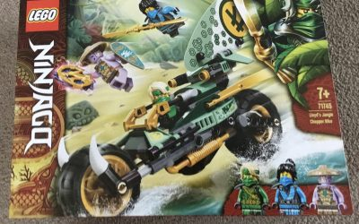 Lloyd's jungle chopper bike