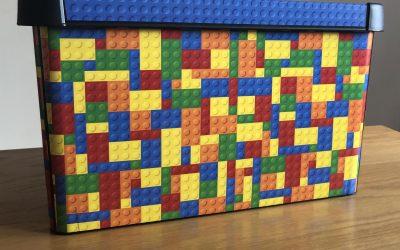 Lego storage box review